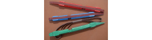 Smirkový pás jemný (pro zelené brousítko), hrubost 320, 5 ks, Proedge 53690