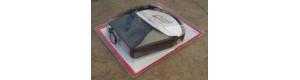 Zvětšovací modelářské brýle Magnavisor, lupa, černé, Proedge 60022