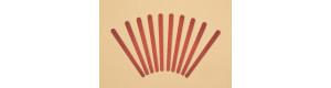 Sada modelářských brusných pilníků, 10 kusů, Auhagen 90013