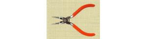 Kombinované kleště s kulatými čelistmi 130 mm, Proedge 77093