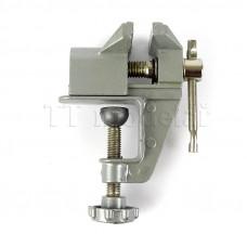 Malý stolní svěrák, šířka čelistí 40 mm, Modelcraft PVC7002