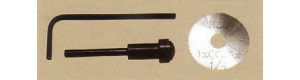 Pilový kotouč ø25mm, Proedge 77100