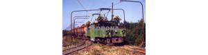 Pohlednice, důlní lokomotiva typu 17E ev.č. 339 v síti SUS - srpen 1998, Corona CPV001