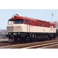 Pohlednice, motorová lokomotiva T 478, Corona CPV038