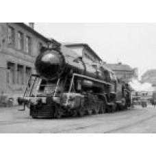 Pohlednice, podoba prvních lokomotiv řady 476.1, Corona CPV053
