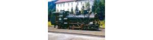 Pohlednice, parní ozubnicová lokomotiva 404.003 ve stanici Kořenov 26.8.1978, Corona CPV088