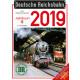 Kalendář DR 2019, jednorázová série, Tillig 09567 E