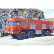 Pohlednice, Tatra 813 PLF 10 000, Corona CPA012