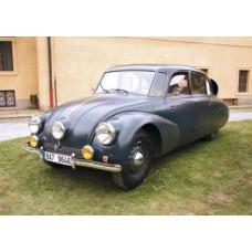Pohlednice, osobní automobil Tatra 87, Corona CPA021