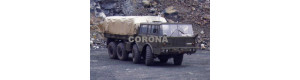 Pohlednice, těžký nákladní automobil Tatra 813 8x8, Corona CPM008