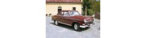 Pohlednice, osobní automobil GAZ M21 Volga, Corona CPA025