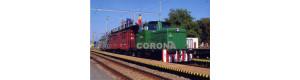 Pohlednice, motorová lokomotiva T334.0922 ve stanici Sliač - srpen 2005, Corona CPV010