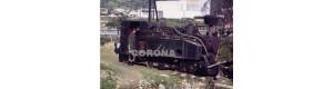 Pohlednice, parní lokomotiva 15233 Gontkulák na Oščadnici, Corona CPV012
