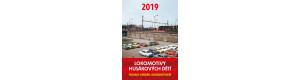 Nástěnný kalendář Lokomotivy Husákových dětí 2019, Růžolící Chrochtík