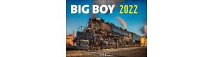 Kalendář 2022, Big Boy, VGB 9783964532602