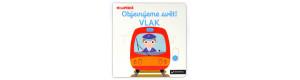 Objevujeme svět! Vlak: MiniPEDIE, Svojtka & Co., Kosmas