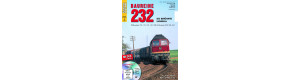 Řada 232 - monografie řad 130,131,132,142 DR a 233, 234, 241 DB, Eisenbahn Journal Speciál 02/2012, VGB 701202