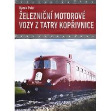 Železniční motorové vozy z Tatry Kopřivnice, Hynek Palát, Cpress