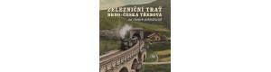 Železniční trať Brno - Česká Třebová na starých pohlednicích, Nakladatelství Tváře