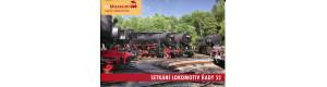 Setkání lokomotiv řady 52