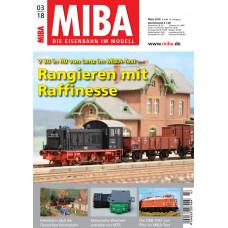 Ještě lepší posun, MIBA 4/2018, VGB 1101803