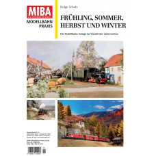 Jaro, léto, podzim a zima, MIBA Modellbahn Praxis, VGB 15087456
