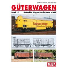 Nákladní vozy 1.1, kryté vozy Länderbahn & DRB, VGB 15088144