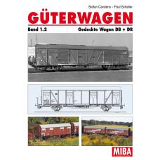 Nákladní vozy 1.2, kryté vozy DB a DR, VGB 15088145