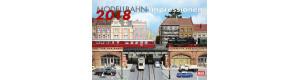 Kalendář pro rok 2018 - Modellbahn-Impressionen, VGB 16284176