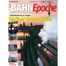 BahnEpoche 28, zima 2018, včetně DVD, VGB 301901