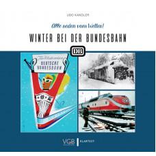Winter bei der Bundesbahn, VGB 582008