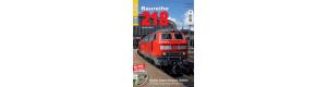 Řada 218 - technologie, použití, varianty, umístění, Eisenbahn Journal Extra 02/2017, VGB 9783896106933