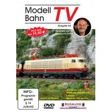DVD Modellbahn TV, díl 54, VGB 7554