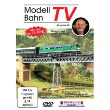 DVD Modellbahn TV, díl 55, VGB 7555