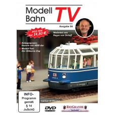 DVD Modellbahn TV, díl 56, VGB 7556