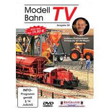 DVD Modellbahn TV, díl 58, VGB 7558