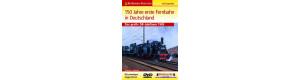 150 Jahre erste Fernbahn in Deutschland, 150 Jahre Lokomotivgeschichte, DVD, VGB 9783895806940