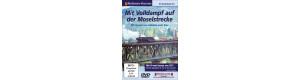Volldampf auf der Moselstrecke, Mit Dampf von Koblenz nach Trier, DVD, VGB 9783895807497