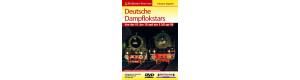 Deutsche Dampflokstars, Von der 01, der 10 und der S 3/6 zur 99, DVD, VGB 9783895807817