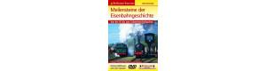 Meilensteine der Eisenbahngeschichte, Von der 01 bis zum Schweineschnäuzchen, DVD, VGB 9783895808197
