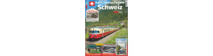 Bahn-Sehnsuchtsland Schweiz, Bahn Extra – Sonderausgabe, VGB 9783956131455